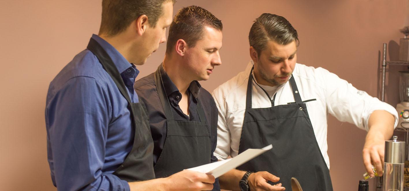 Kookworkshop van Josjes Culinair